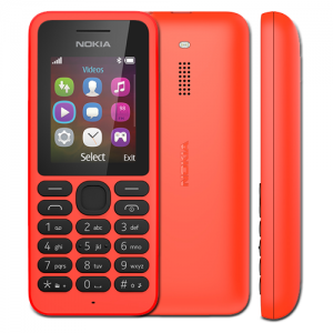 Nokia 130 dual SIM full phone specifications.