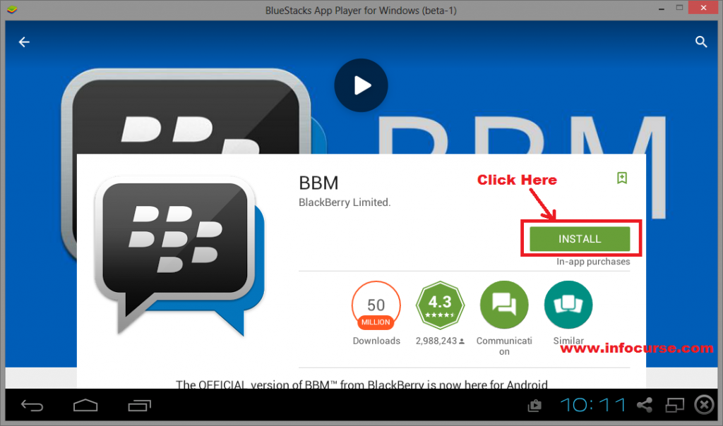 Steps to Free Download & Install BBM for PC Windows 7/8/8.1/XP