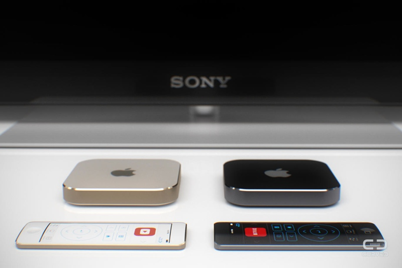 A new Apple TV