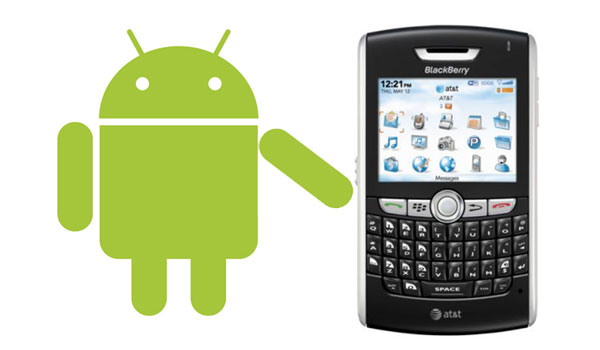 BlackBerry Android Phone 2