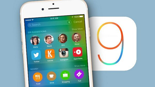 iOS 9.1, Apple